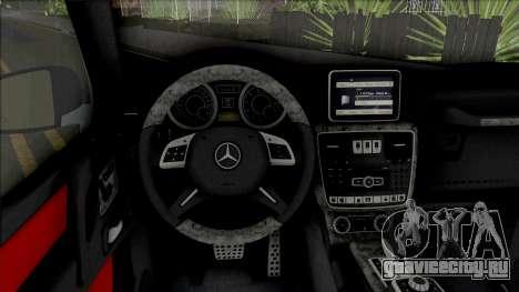 Mercedes-AMG G63 Mansory Gronos для GTA San Andreas