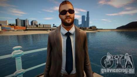 Русский шпион для GTA San Andreas