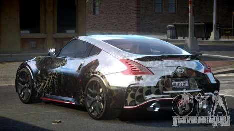 Nissan 370Z GS-R S6 для GTA 4