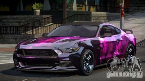Ford Mustang BS-V S1 для GTA 4