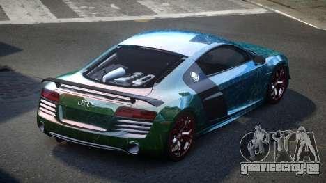 Audi R8 ERS S10 для GTA 4