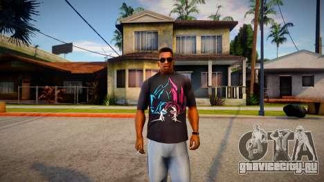 New T-Shirt - tshirterisorn для GTA San Andreas