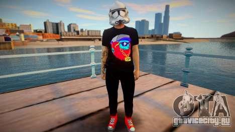 Ped Star Wars style from GTA Online для GTA San Andreas