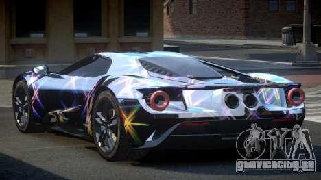 Ford GT GST S8 для GTA 4