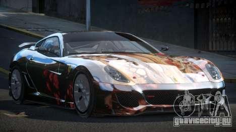 Ferrari 599 BS-U-Style S2 для GTA 4