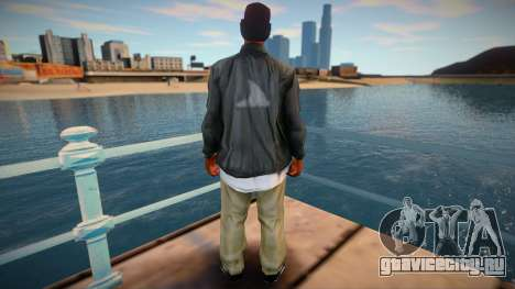 Beta Lance Ryder Wilson Skin для GTA San Andreas