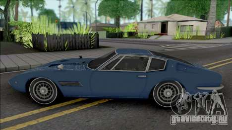 Maserati Ghibli 1970 для GTA San Andreas