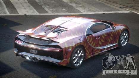 Bugatti Chiron BS-R S5 для GTA 4