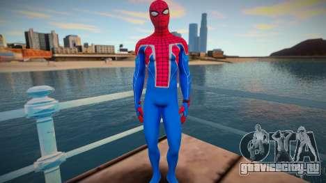 Spider UK Suit для GTA San Andreas