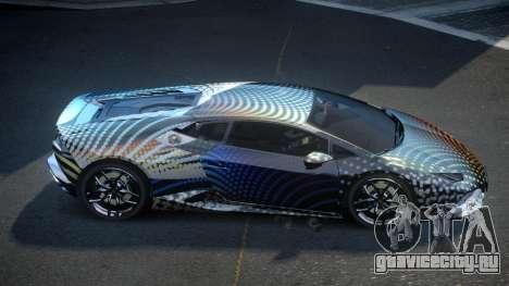 Lamborghini Huracan GST S3 для GTA 4