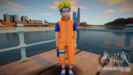 Naruto Summer для GTA San Andreas
