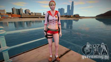 Sherry Ex2 from Resident Evil 6 для GTA San Andreas