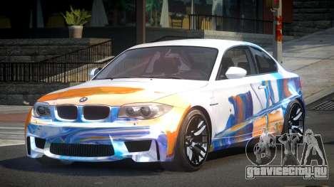 BMW 1M E82 SP Drift S2 для GTA 4