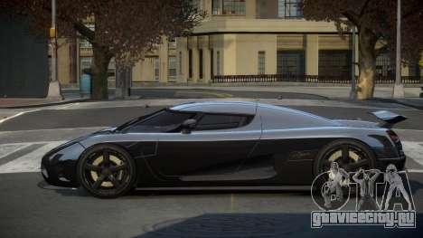 Koenigsegg Agera US для GTA 4
