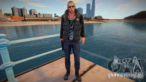 Jake Muller Ex1 для GTA San Andreas