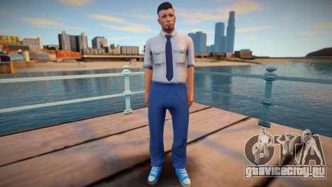 Guy 49 from GTA Online для GTA San Andreas