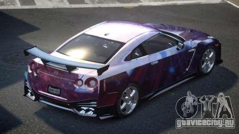 Nissan GT-R GS-S S6 для GTA 4