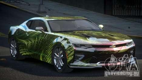 Chevrolet Camaro GS-R S7 для GTA 4