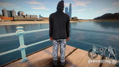 MASK NIGA HD для GTA San Andreas