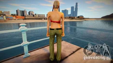 Скин из GTA V v5 для GTA San Andreas