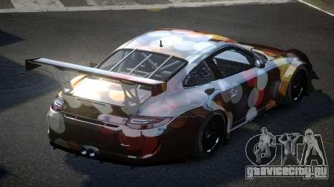 Porsche 911 PSI R-Tuning S7 для GTA 4