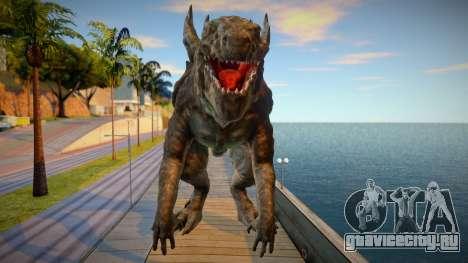 Godzilla 1998 для GTA San Andreas