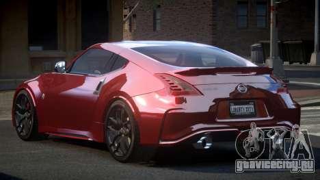 Nissan 370Z GS-R для GTA 4