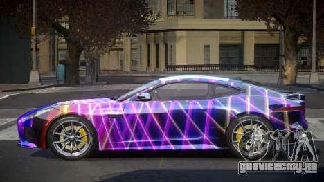 Jaguar F-Type U-Style S9 для GTA 4