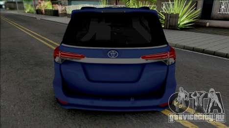 Toyota Fortuner [HQ] для GTA San Andreas