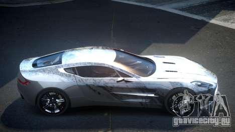 Aston Martin BS One-77 S8 для GTA 4