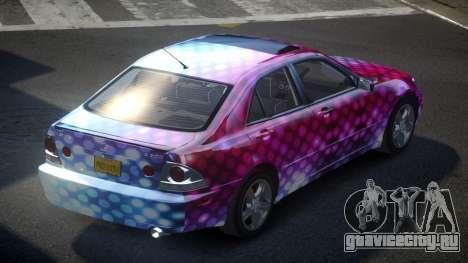 Lexus IS300 U-Style S1 для GTA 4