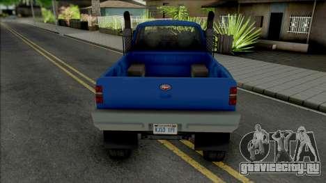 GTA V Vapid Guardian для GTA San Andreas