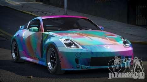 Nissan 350Z iSI S10 для GTA 4