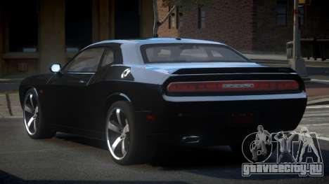 Dodge Challenger SRT GS-U для GTA 4