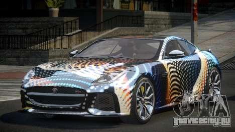 Jaguar F-Type U-Style S3 для GTA 4