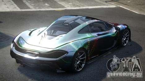 McLaren P1 ERS S5 для GTA 4