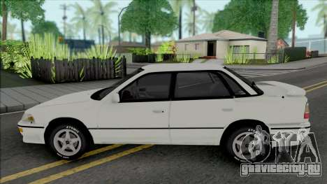 Toyota Corolla E90 [IVF] для GTA San Andreas