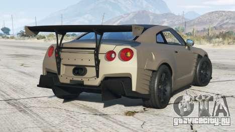 Nissan GT-R Ben Sopra (R35) 2012〡add-on