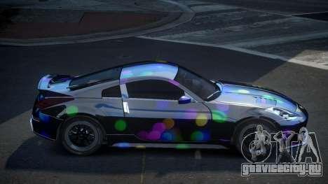 Nissan 350Z iSI S9 для GTA 4