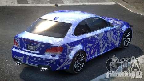 BMW 1M E82 SP Drift S9 для GTA 4