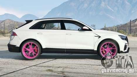 Audi RS Q8 Mansory 2020〡add-on