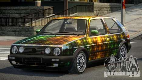 Volkswagen Golf SP-U S3 для GTA 4