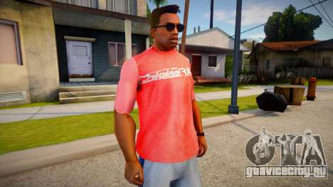 New T-Shirt - tshirtproblk для GTA San Andreas