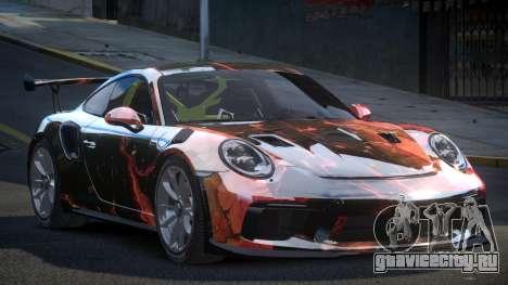 Porsche 911 BS GT3 S3 для GTA 4