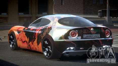 Alfa Romeo 8C US S9 для GTA 4