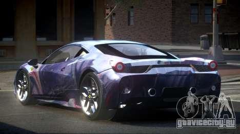 Ferrari 458 SP U-Style S3 для GTA 4