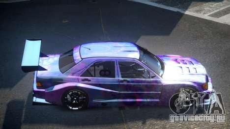 Mercedes-Benz 190E GST-U S6 для GTA 4