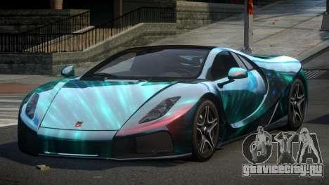 GTA Spano BS-U S7 для GTA 4