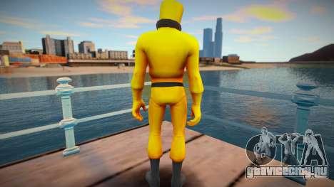 A.I.M Agent (Marvel) для GTA San Andreas