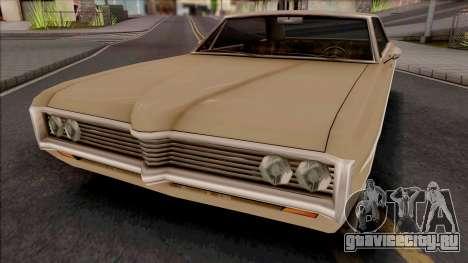 Darlington для GTA San Andreas